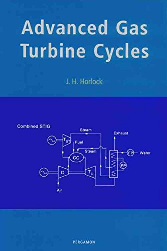 Download By J.H. Horlock - Advanced Gas Turbine Cycles: A Brief Review of Power Generation T (2003-08-16) [Hardcover] ebook