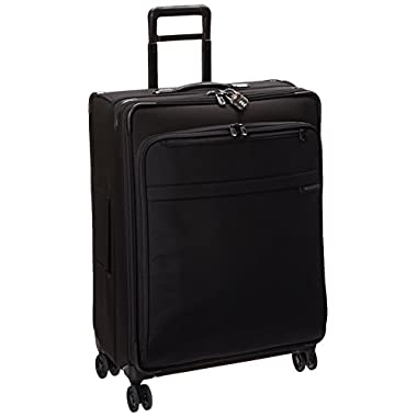 Briggs & Riley Baseline Large Expandable Spinner, Black, One Size