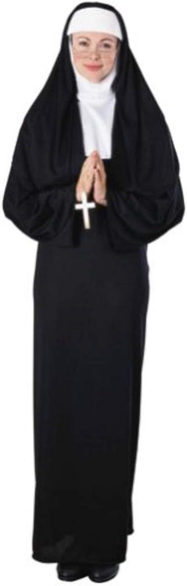 B00005KJXN Rubie's Costume Women's Nun Costume 41DqmOk3V8L