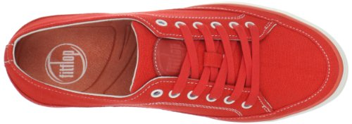 TM Zapatillas Orange Fitflop Naranja Mujer Canvas T Super 7FWccHqfv
