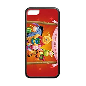 meilz aiaiSVF Disney Tiger & Pooh Design Best Seller High Quality Phone Case For Iphone 5Cmeilz aiai