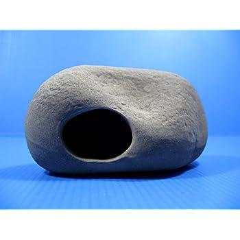 Amazon Com Cichlid Stones Ceramic Aquarium Rock Cave