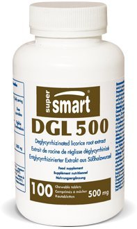 Supersmart MrSmart - Digestivo - DGL - Licorice root extract ...