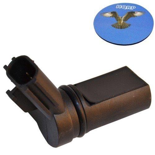 HQRP Cam Shaft Camshaft Position Sensor for Nissan Murano 2003 2004 2005 2006 2007 03 04 05 06 07 plus HQRP Coaster (Hqrp Camshaft Position Sensor)