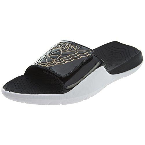 Jordan Hydro 7 Men's Slide Sandals AA2517-021 Size 10 – DiZiSports Store
