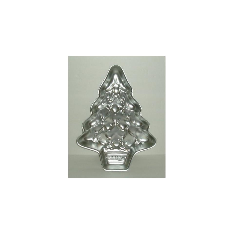 Christmas Tree Wilton Cake Pan Baking Mold # 502 1107