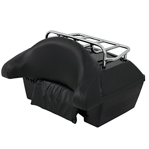 Motorcycle Travel Trunk - 5