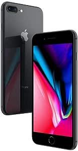 Apple iPhone 8 Plus 256GB Gris Espacial (Reacondicionado)