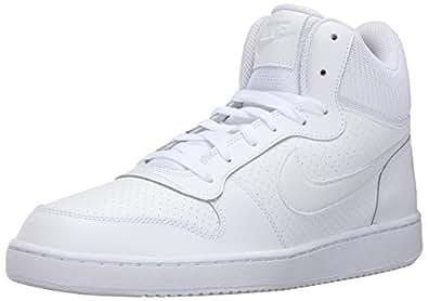 Amazon.com | NIKE Men's Court Borough Mid Basketball Shoes