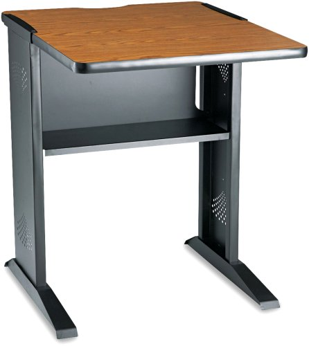 Safco Products 1934 Reversible Top Fax/Printer Machine Stand, 24