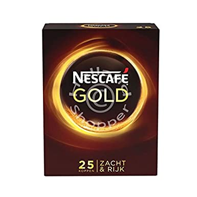 Nescafe | Café instantáneo | Latte Vanilla | 8 palos por paquete 148gr/5.22oz: Amazon.es: Alimentación y bebidas