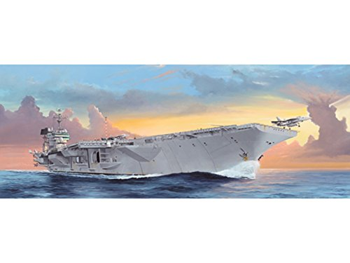 Trumpeter 1/350 05619 USS Kitty Hawk CV-63 (Uss Kitty Hawk Cv 63 Model Kit)