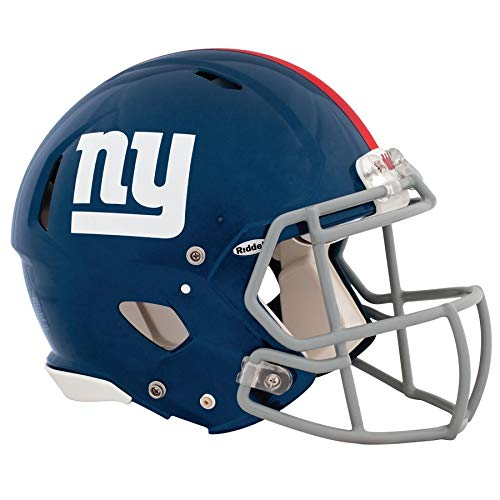 FATHEAD New York Giants Mini Graphic Team Helmet Logo Official NFL Vinyl Wall Graphic 11