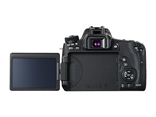 Canon EOS Rebel T6s Digital SLR (Body Only) - Wi-Fi Enabled