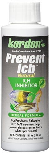 Kordon/Oasis (Novalek) AKD39544 Prevent Ich for Aquarium, 4-Ounce Saltwater Fish Medication