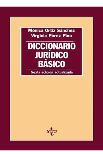 Descargar gratis Diccionario Jurídico Básico de Antonio Manuel Villegas González