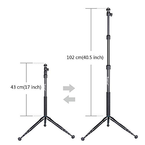 Smatree SmaPole DS2 Extendable Stick with Tripod for DJI