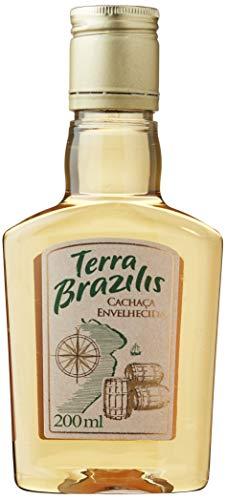 Cachaça Envelhecida Terra Brazilis, 200ml