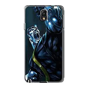 MarcClements Samsung Galaxy Note 3 Protective Cell-phone Hard Covers Allow Personal Design HD Colossus Pattern [ZXt10240AJIx]