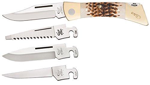 Case  XX-Changer Knife with Fillet/Boning Pocket Knife