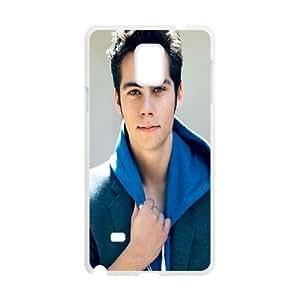 Samsung Galaxy S4 Phone Case White Dylan O'brien WQ5RT7530220