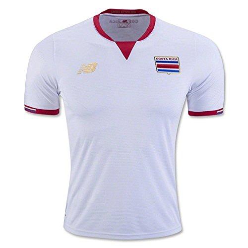 Costa Rica Away Jersey (Costa Rica Away Soccer Jersey Copa America Centenario 2016 (S))