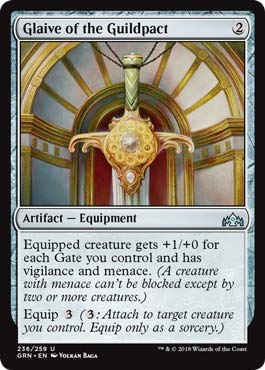 Magic: the Gathering - Glaive of The Guildpact (236/259) - Guilds of Ravnica