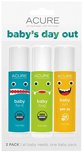 Acure Baby'S Day Out Kit - 3 - 3 Ct