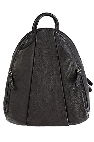 Teardrop Leather Backpack Purse by Osgoode Marley