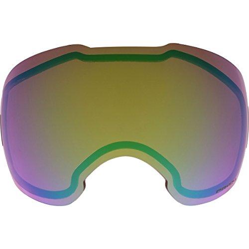 Oakley Airbrake XL Snow Goggle Replacement Lens, Prizm Jade Iridium, - Lens Green Oakley Iridium