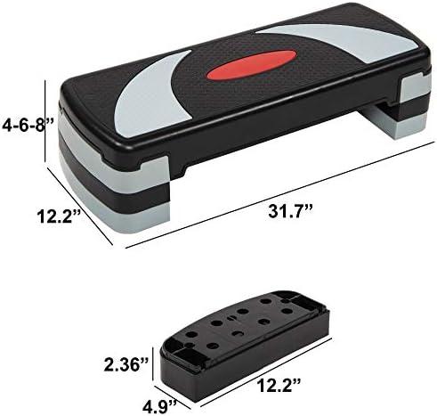 BalanceFrom - Plataforma de Entrenamiento aeróbico Ajustable 7