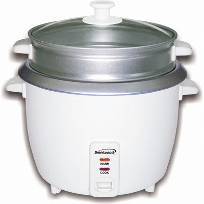 Steamer Attachment Included, Non-Stick Coated Inner Pot, Automatic Keep Warm