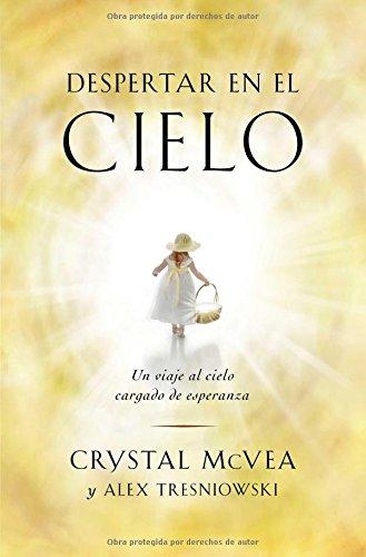 Despertar en el cielo (Waking Up in Heaven Spanish Edition): Un viaje al cielo cargado de esperanza (Atria Espanol) - Mele Faux Leather Crystal