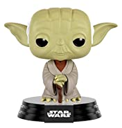 Funko POP Star Wars Dagobah Yoda Action Figure