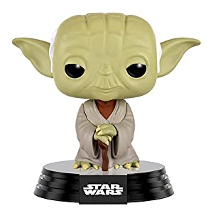 Funko Pop Yoda Dagobah (124) Funko Pop Star Wars