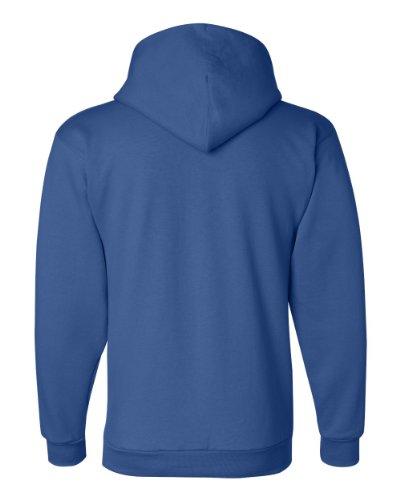 9 Oz Pullover Hooded Sweatshirt - 3
