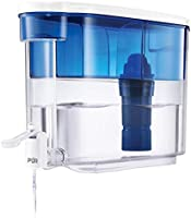 PUR 18 Cup Dispenser with One Pitcher Filter