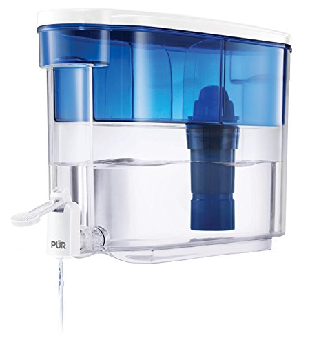 PUR 18 Cup Dispenser with One Pitcher Filter by PUR