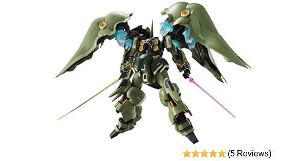 Amazon.com: Bandai Tamashii Nations Robot Spirits Kshatriya ...