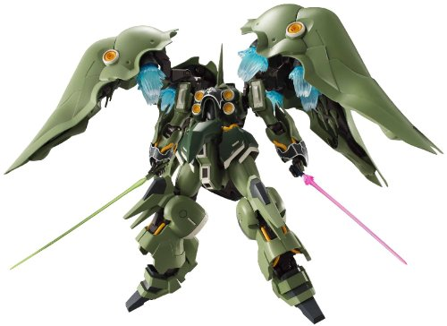 Bandai Tamashii Nations Robot Spirits Kshatriya Action Figure from Bandai Tamashii Nations