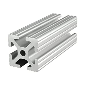 "80/20 Inc., 1515, 15 Series, 1.5"" x 1.5"" T-Slotted Extrusion x 60"" by 80/20 Inc."