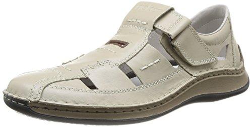 Rieker ville 60 Beige 05284 Chaussures homme de pwFpIrq