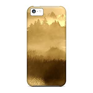 Durable Cases For The Iphone 5c- Eco-friendly Retail Packaging(exclusive 3d Creative)