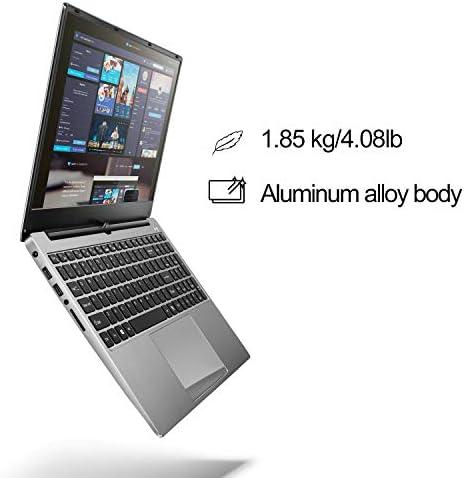 "Broage 15.6"" Laptop Computer, Intel i3-10110U up to 4.1GHZ 8GB RAM 512GB SSD with Windows 10 Home, 1920x1080 FHD IPS Display, Webcam, Backlit Keyboard, Thin Edge, USB 3.0, Bluetooth, 5G WiFi, Silver WeeklyReviewer"