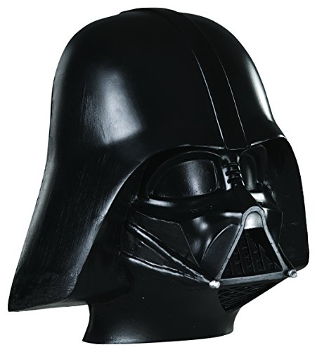 [Star Wars 3 Revenge of the Sith Darth Vader 1/2 Mask] (Book Week Costumes For Sale)