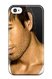 0CO1Z5TIQKBDX0PQ New Enrique Iglesias Tpu Case Cover, Anti-scratch Phone Case For Iphone 4/4s