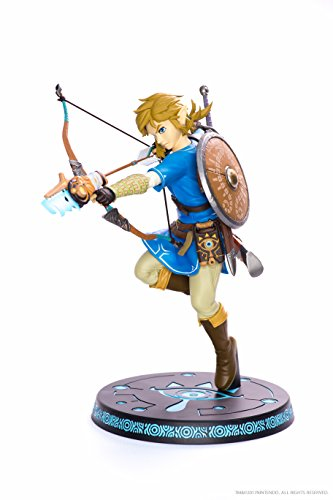 Dark Horse Deluxe the Legend of Zelda: Breath of the Wild: Link Figure