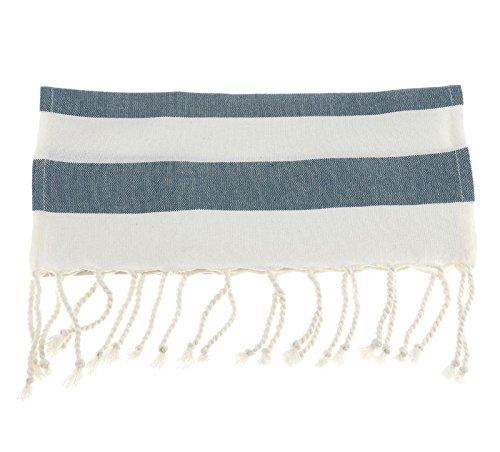 DolceMora Simple Life Silk & Cotton Toalla Multiusos Pesthemal Seda, Océano 30 x 30 cm: Amazon.es: Hogar