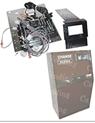 Capital Vending Control Board Update Kit For Rowe Model BC20 25 25MC Offers Four Way Acceptance Of 1 20 With Capable Validator