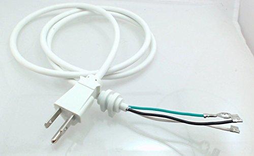 KitchenAid mixer white power cord, 9701025.